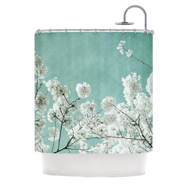 Flowering Season by Iris Lehnhardt Shower Curtain by East Urban Home