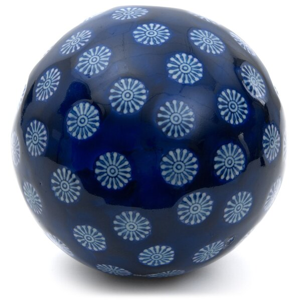 Barton Stars Decorative Ball Sculpture by World Menagerie