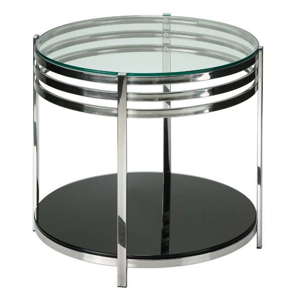 Lavia End Table by Cortesi Home