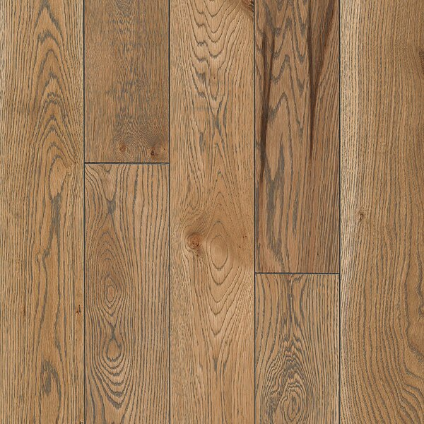 3-1/4 Solid Oak Hardwood Flooring in Hay Ground by Armstrong Flooring