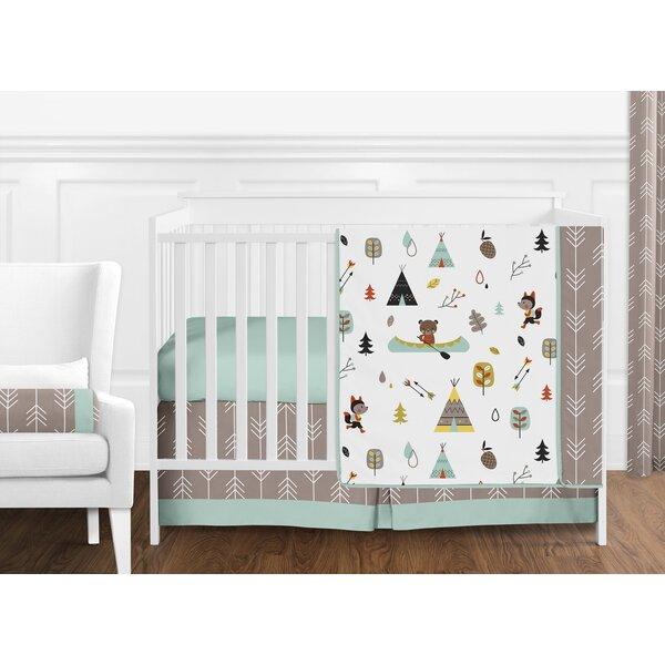 Outdoor Adventure 11 Piece Crib Bedding Set by Sweet Jojo Designs