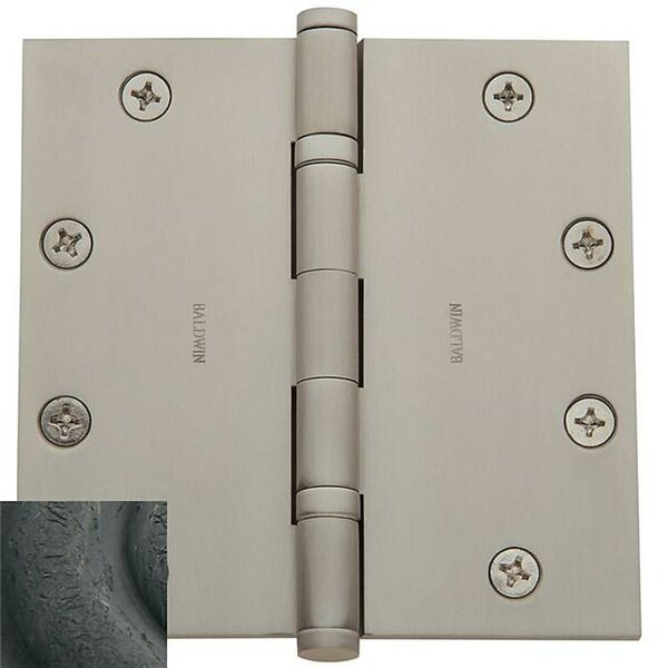5 H x 5 W Ball Bearing Single Door Hinge by Baldwin