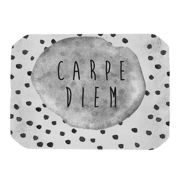 Carpe Diem Placemat by KESS InHouse