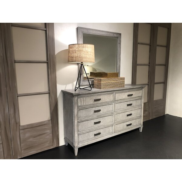 Willow 8 Drawer Double Dresser by Stanley Furniture