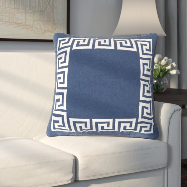 Hirsh Throw Pillow by Alcott Hill
