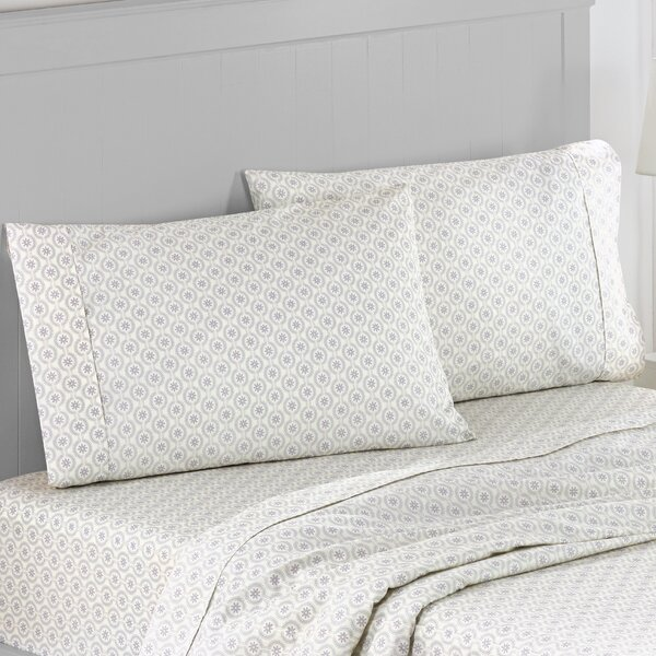 Elspeth Polyester Sheet Set by Mistana