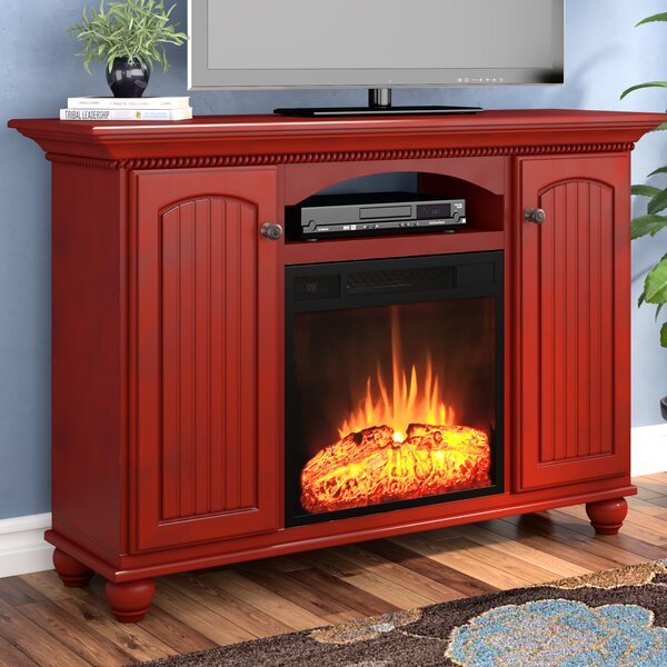 Blackstone 56 TV Stand with Fireplace by Darby Home Co