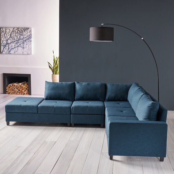 Imogen Modular Sectional by 17 Stories