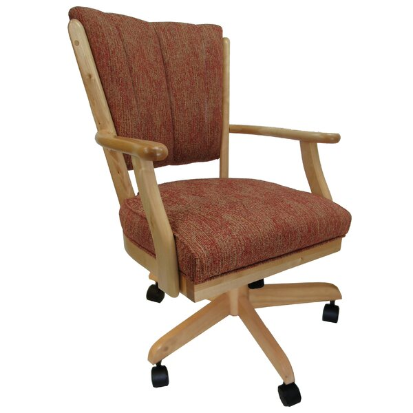 Elaina Upholstered Dining Chair by Loon Peak