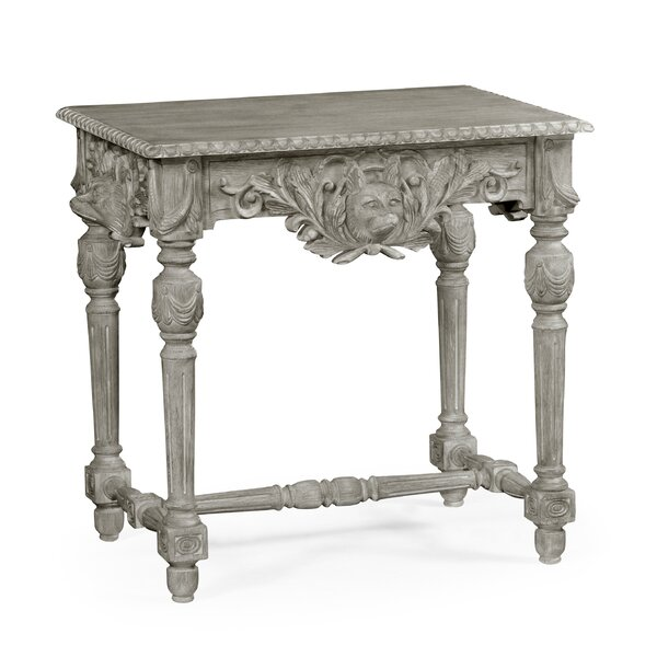 End Table with Storage by Jonathan Charles Fine Furniture Jonathan Charles Fine Furniture
