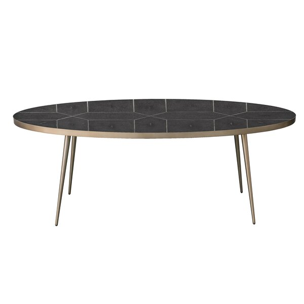 German Coffee Table By Brayden Studio