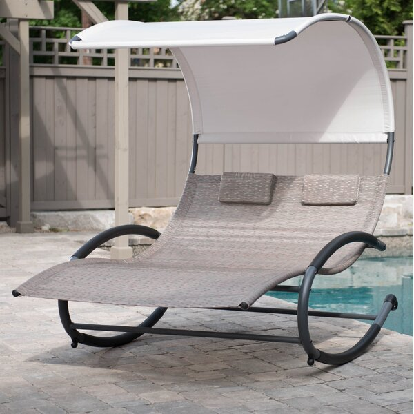 Double Chaise Lounge by Vivere Hammocks