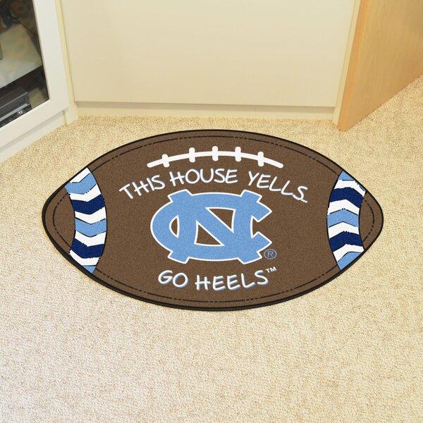 NCAA North Carolina Southern Football Doormat by FANMATS