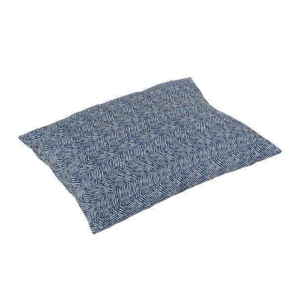 Trinity Knife Edge Indoor/Outdoor Floor Pillow by Brayden Studio
