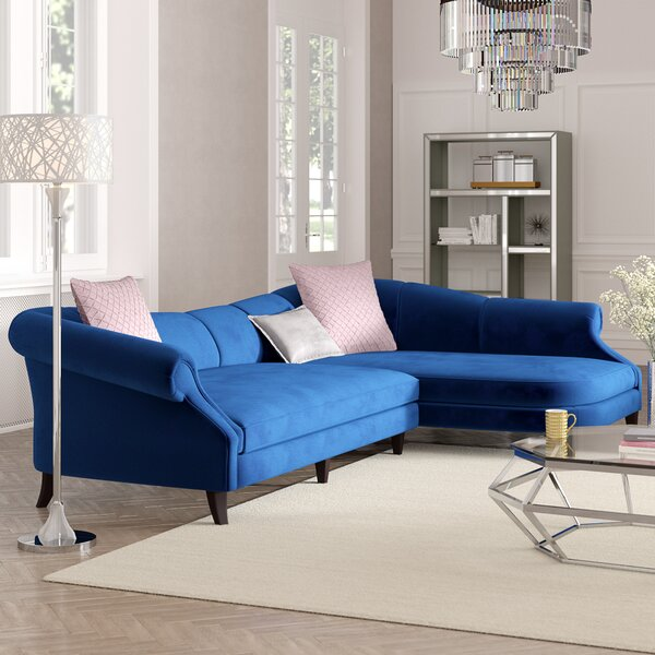 Kymani Sectional by Willa Arlo Interiors