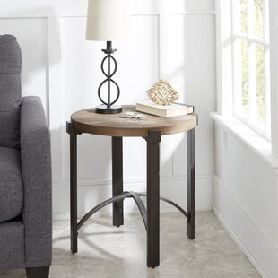 Coupon Baratta End Table By Ivy Bronx