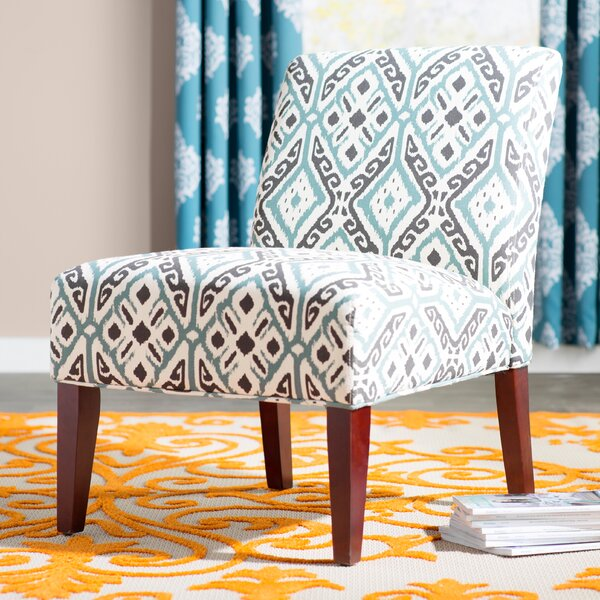 Reynolds Slipper Chair by Mistana