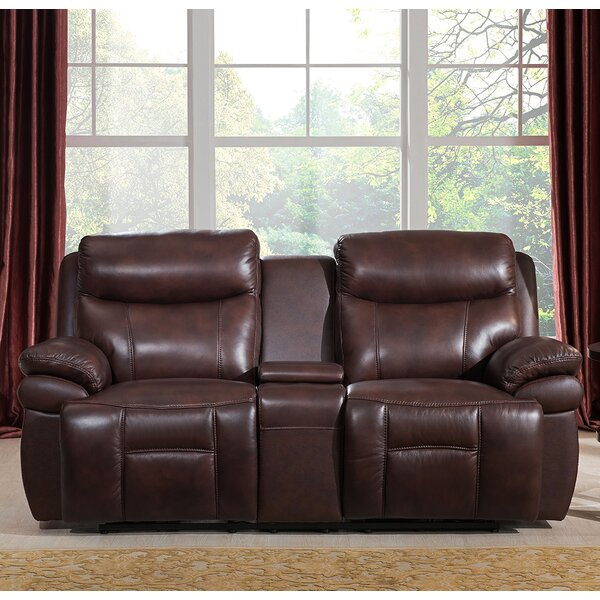 Best Reviews Kubik Reclining Loveseat by Red Barrel Studio by Red Barrel Studio