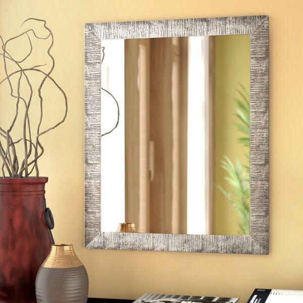 Skeete Wall Mirror by World Menagerie