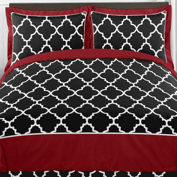 Trellis Comforter Set by Sweet Jojo Designs