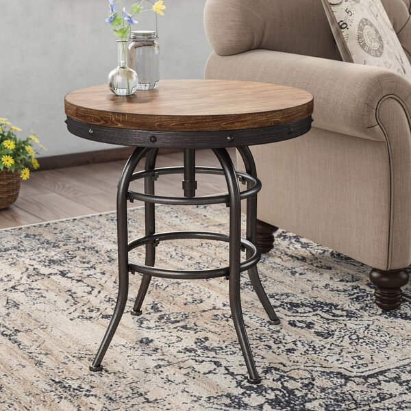 Likens End Table By Laurel Foundry Modern Farmhouse by Laurel Foundry Modern Farmhouse 2020 Sale