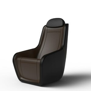 Heated Massage Chair by Latitude Run