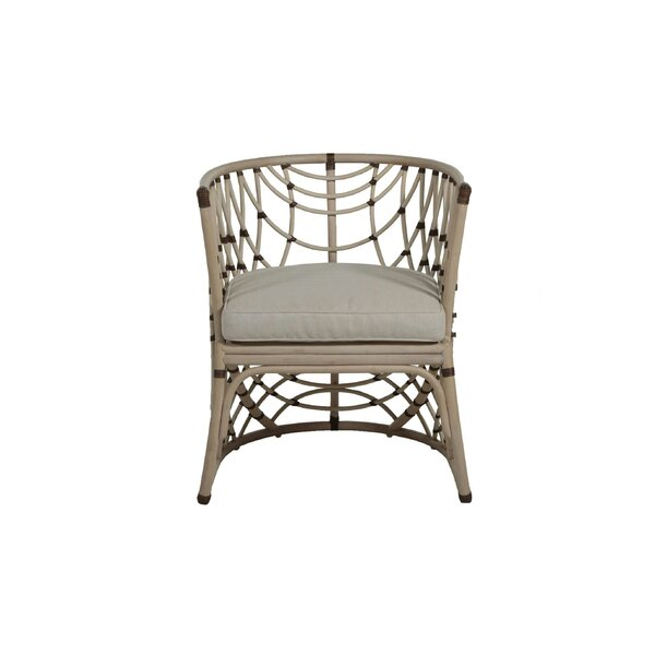 Ashley Windsor Back Arm Chair in Taupe by Gabby Gabby