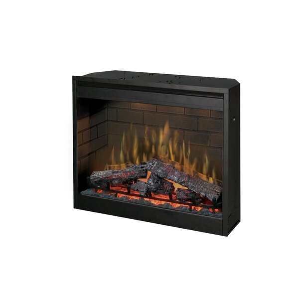 Wall Mounted Electric Fireplace Insert By Dimplex