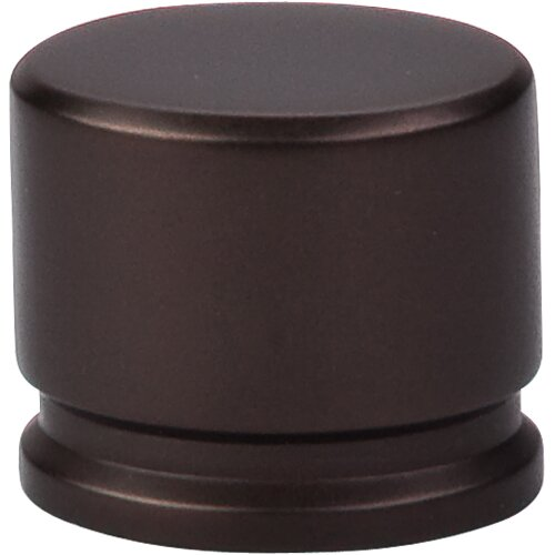Sanctuary Oval Knob by Top Knobs