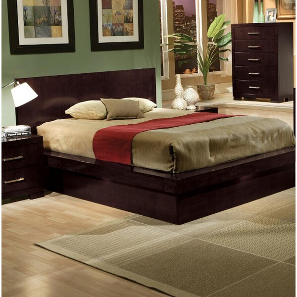 Hamler Hammack Platform Bed by Ebern Designs