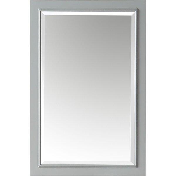 Rectangle Solid Wood Bathroom / Vanity Mirror by Andover Mills