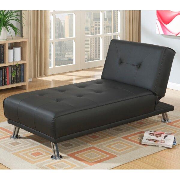 Ashdown Chaise Lounge By Ebern Designs