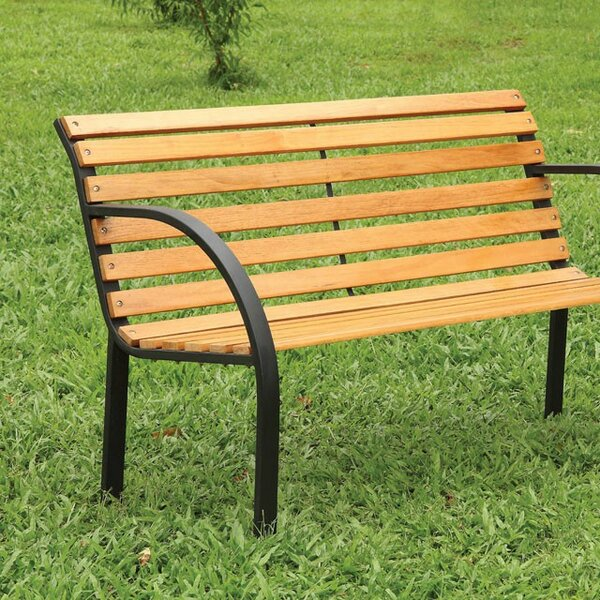 Apollonia Garden Bench by Millwood Pines