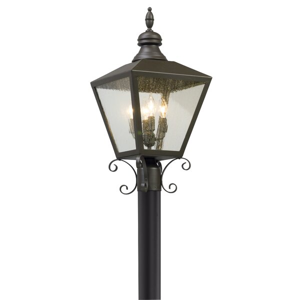 Sybil Outdoor 4-Light Lantern Head by Darby Home Co