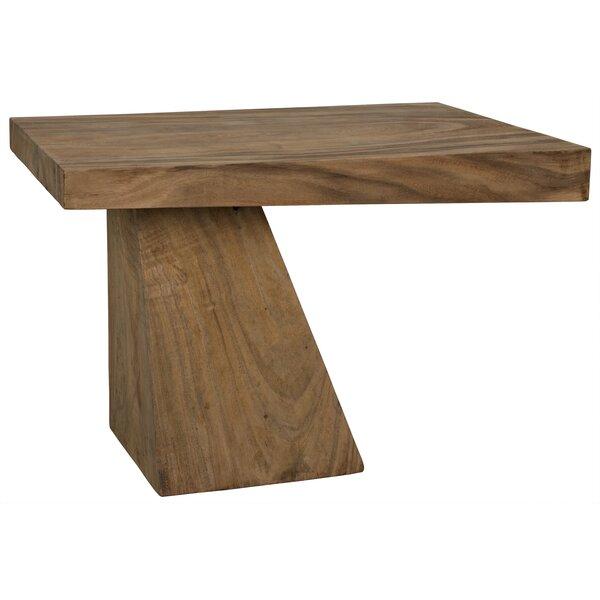 Achilles End Table by Noir