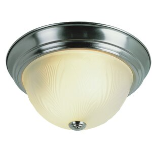 Evangeline 1-Light Flush Mount