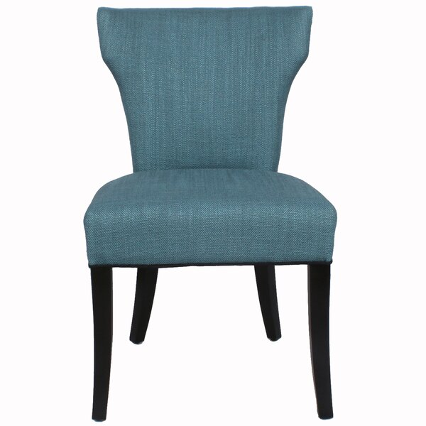 Bouknight Upholstered Dining Chair (Set of 2) by Rosdorf Park