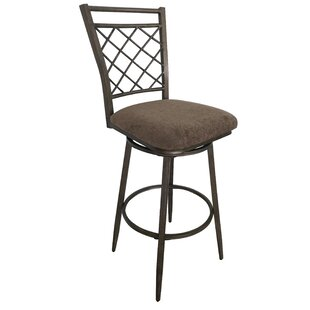 Price Check Bedfordshire 44 Bar Stool (Set of 2) by Charlton Home