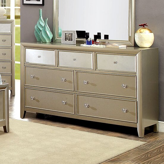 Ashmont 7 Drawer Dresser by A&J Homes Studio