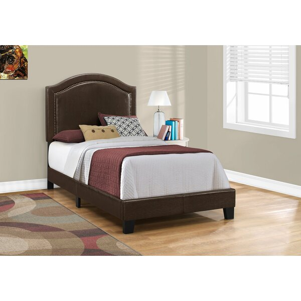 Larose Upholstered Standard Bed by Charlton Home