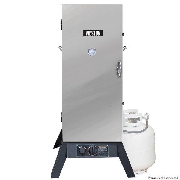 36 Vertical Propane Gas Smoker by Weston