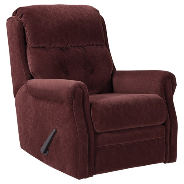 Coralee Manual Glider Recliner