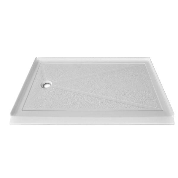 Signature 60 W x 32 D Single Threshold Shower Base