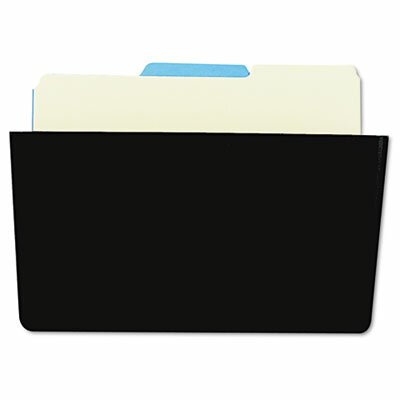 Recycled Wall File, Add-On Pocket by Universal®