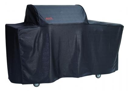 Wrangler Formerly 7-Burner 42 Cart Cover by Bull Outdoor Products