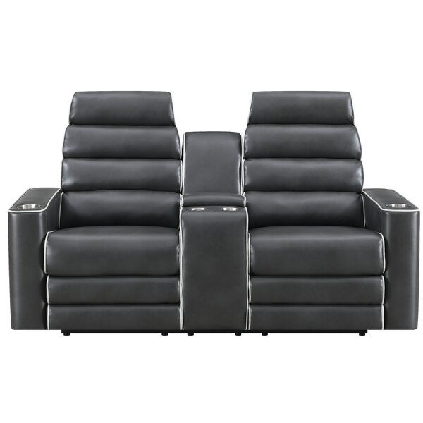 Explore New In Dilly Reclining Loveseat by Orren Ellis by Orren Ellis