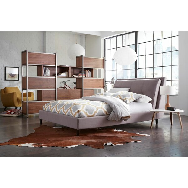 Rodger Upholstered Platform Bed by Corrigan Studio