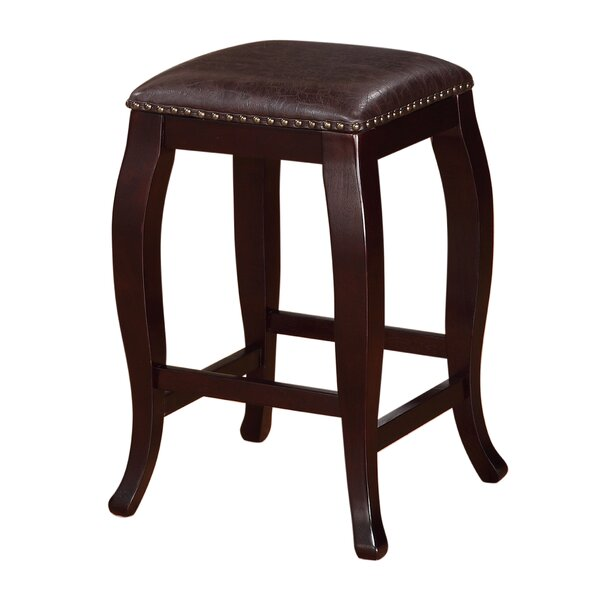 Steiger 24 Bar Stool by Charlton Home