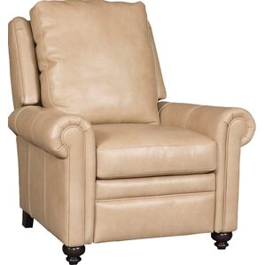 Daire 3 Way Lounger Leather Recliner by Brad..