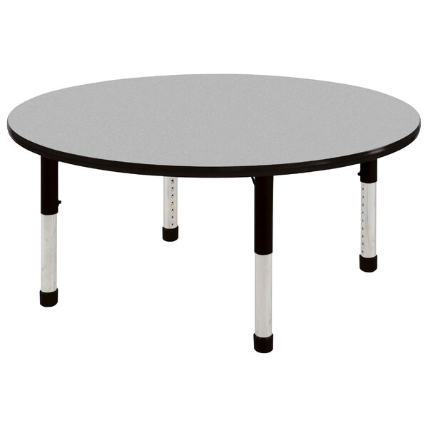 ECR4Kids® 48 Circular Activity Table by ECR4kids